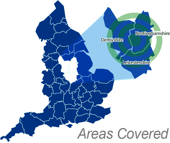 Central Waste Aggregates, Covers Nottinghamshire & The Surrounding Areas